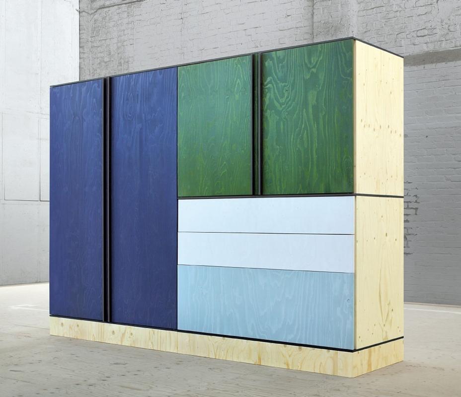 мебель из фанеры для дома