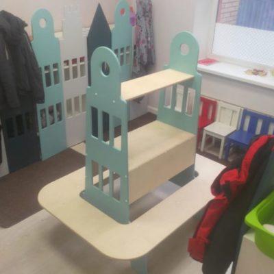 мебель из фанеры для детского сада