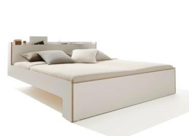 Кровать из ламинированной фанеры Hovering Duo