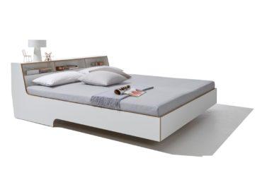 Кровать из ламинированной фанеры Module
