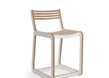 Стул из ламинированной фанеры D-chair