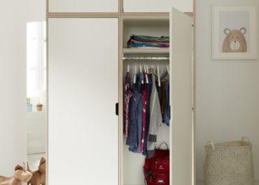 Шкаф из ламинированной фанеры Outline