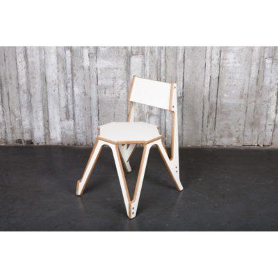 стул из фанеры